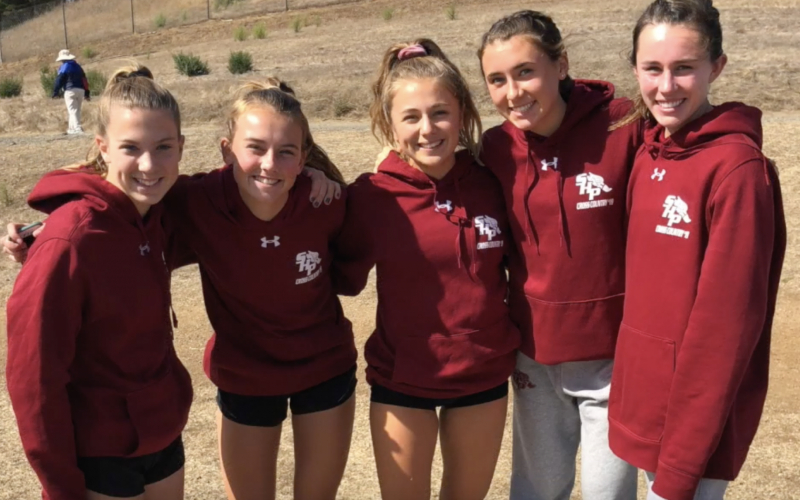 The Girls Cross Country Family