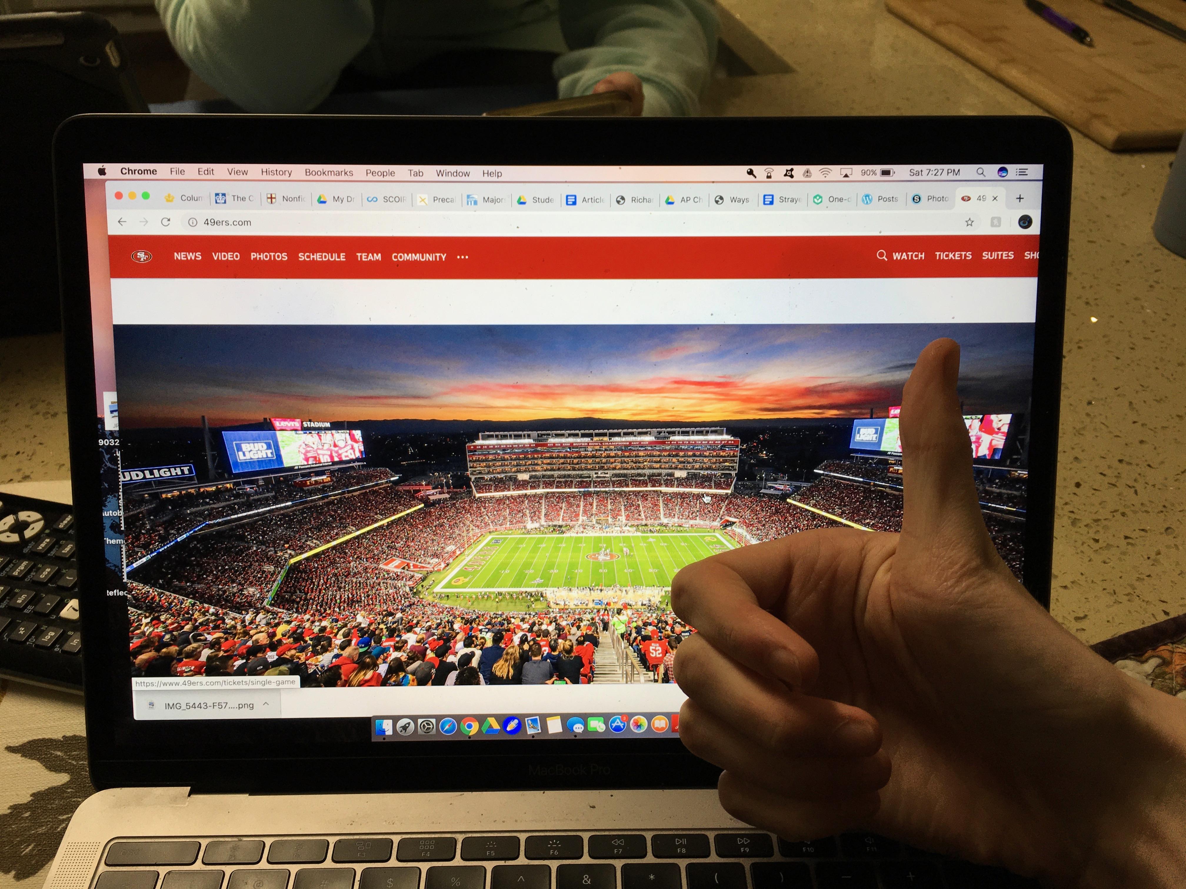 49ers Bandwagon