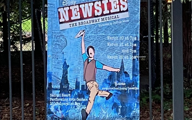 Newsies Musical Comes to SHP