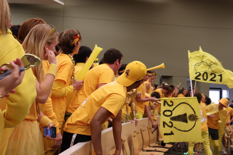 Spirit Week Creates Opportunities for Freshmen