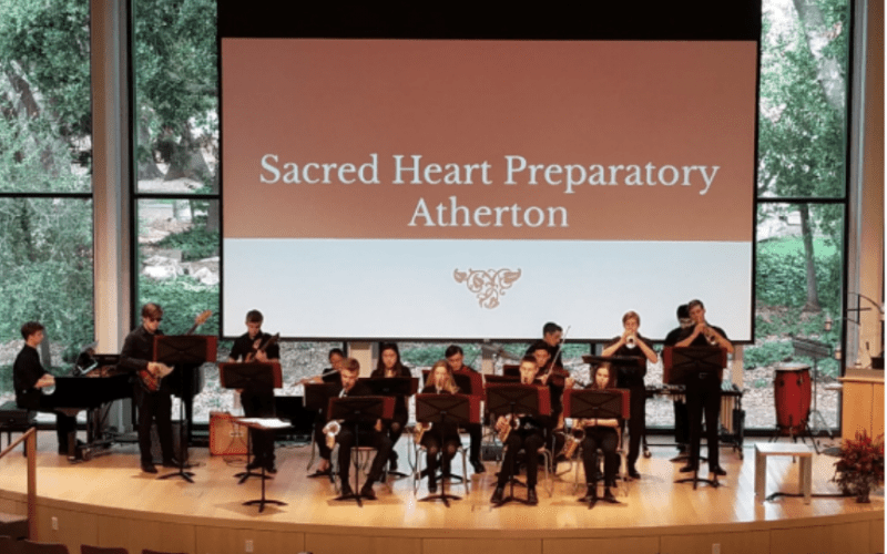 Jazz Band Brings Life to Campus