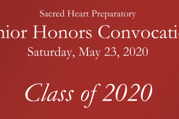 Senior Honors Convocation and Tribute Video