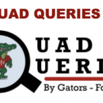 Quad Queries: Episode #8