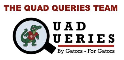 Quad Queries Episode #6 – Spirit Week Feature