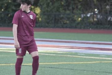 Athlete Feature: Chase Dolinko '21