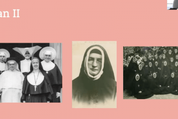 The 1970s Women's Movement and the Political Impact of Catholic Women – Luci Lambert