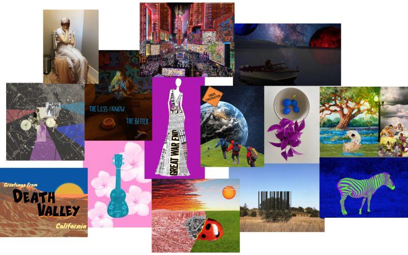 Digital Art & Design: Student Galleries