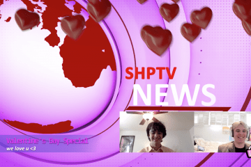 SHPTV News: Episode 3 – Valentine's Day Special