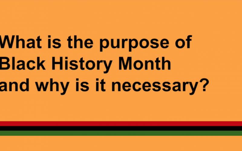 Community Life 2/10/21 – Black History Month