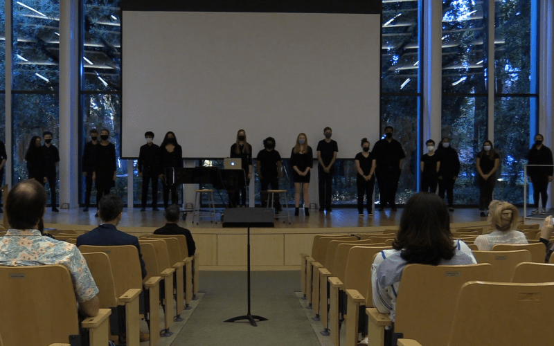 2021 Choir Concert!