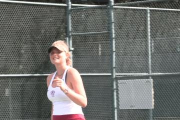 SHP Girls Tennis Exclusive!