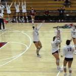 SHP versus Notre Dame Varsity Volleyball-9/24/2021