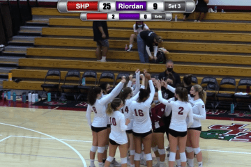 SHP vs Riordan Volleyball Broadcast
